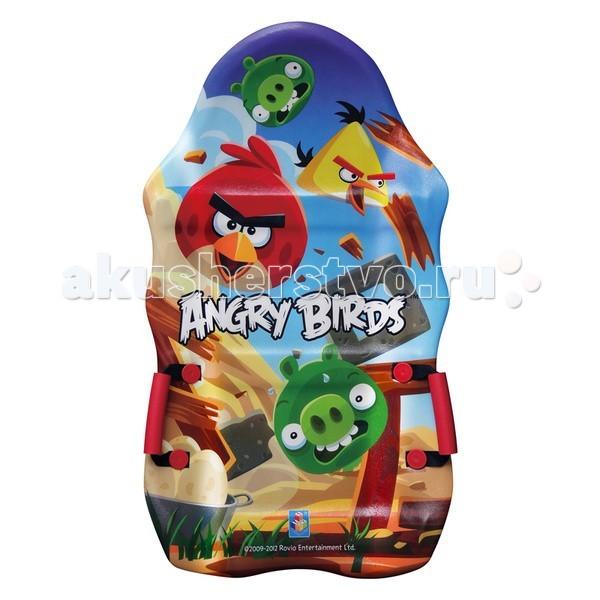 Ледянки 1 Toy Angry Birds 94 см Т56333 ледянки 1 toy для двоих angry birds 122 см