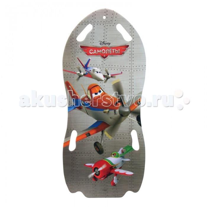 Ледянки 1 Toy для двоих Самолеты ледянки disney тачки для двоих 122 см