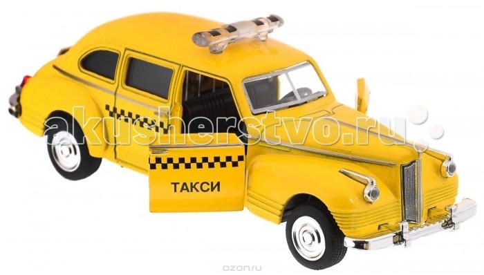 Машины Play Smart Инерционная металлическая машинка такси, 14 х 5,7 х 7 см play smart 7х33 4x5 7 см