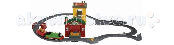 Thomas & Friends Игровой набор Сортировка и доставка грузов Перси