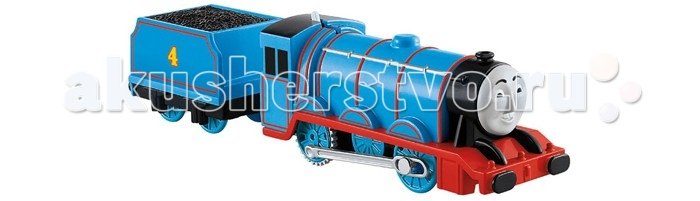 Thomas & Friends Паровозик Гордон с вагоном
