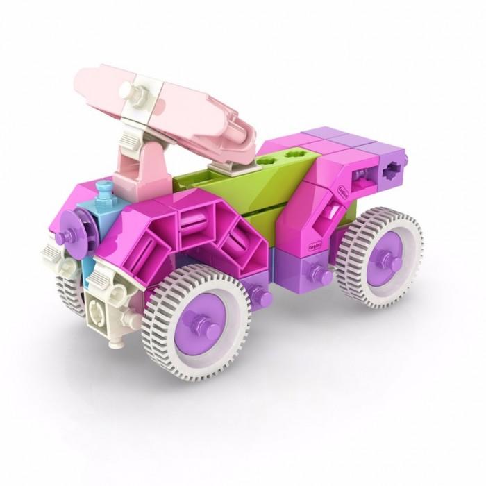 Купить Конструкторы, Конструктор Engino Inventor Girls Набор из 10 моделей 234 элемента