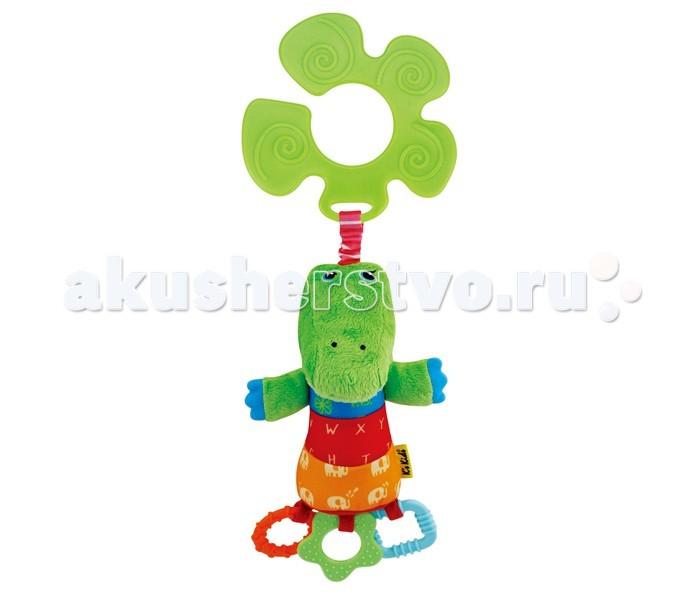 Подвесная игрушка K'S Kids Кроко Блоко