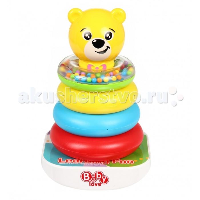 Развивающие игрушки Fivestar Toys Пирамидка Piles Circle развивающие игрушки tolo toys тюлень