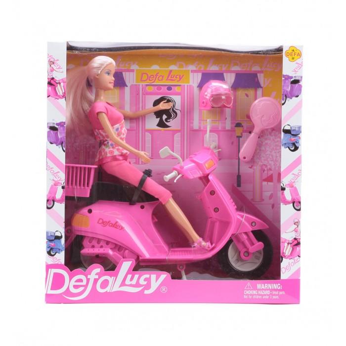 Куклы и одежда для кукол Defa игровой набор кукла с аксессуарами 26 см купить б у мопед 4 скоросный