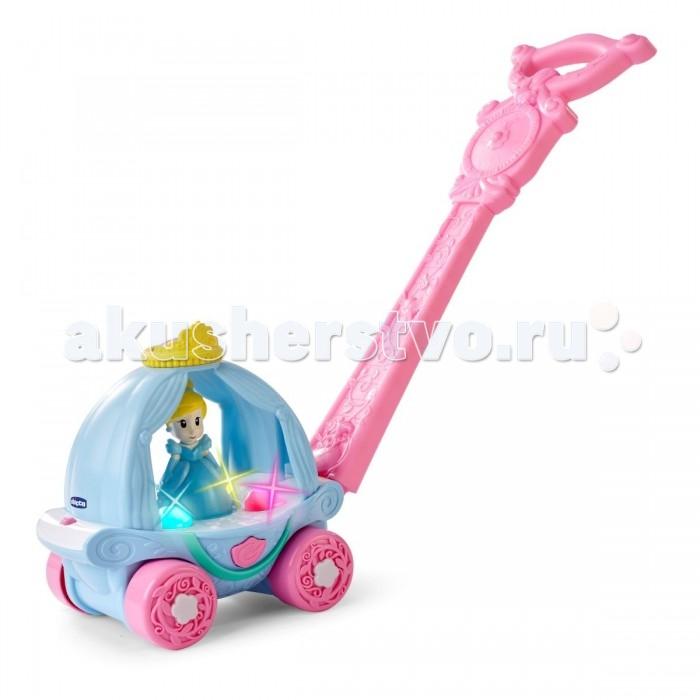 Каталка-игрушка Chicco Волшебная карета Золушки