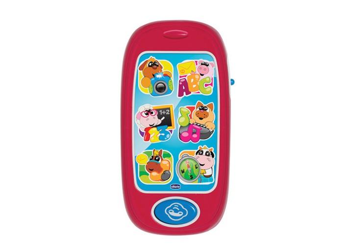 Развивающие игрушки Chicco Говорящий смартфон АВС смартфон