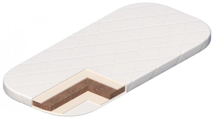 Комплекты в коляску Vikalex Матрас в коляску Portofino 77.5х36 матрас универсальный в коляску esspero baby cotton linear 108068282
