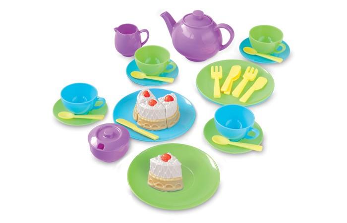 Ролевые игры Casdon Игровой набор Для чаепития casdon корзина для покупок
