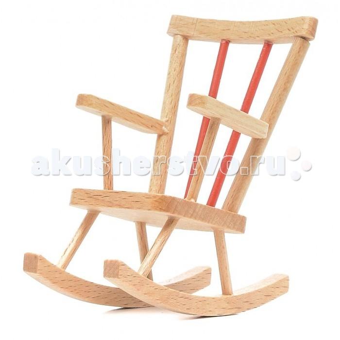 Pupsique Кресло-качалка для кукол кресло качалка купить до 6 тысяч фото