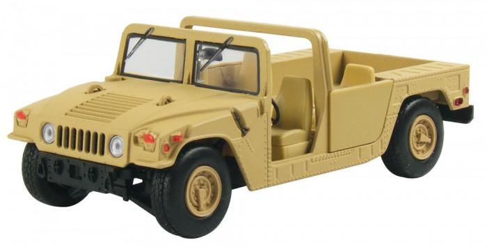 Машины MotorMax Коллекционная машина Humvee Base 1:24