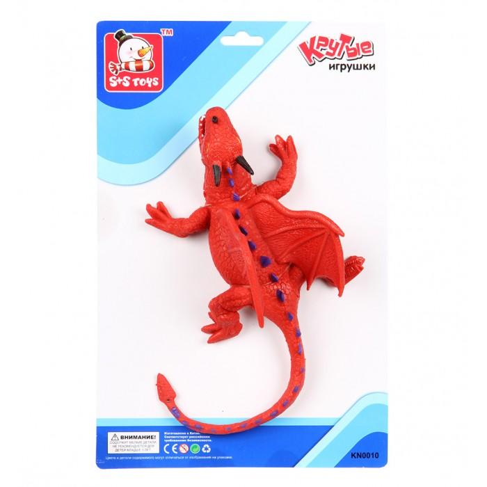 Игровые фигурки S+S Toys Дракон 30 см игрушки для ванны tolo toys набор ведерок квадратные