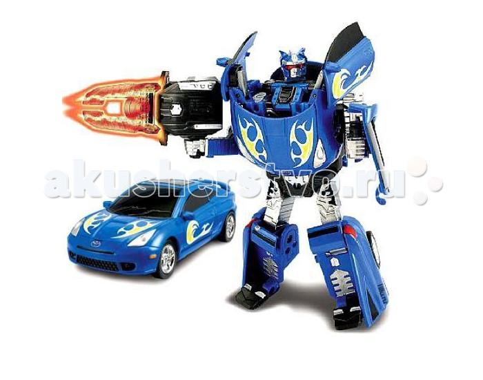 Электронные игрушки Happy Well Робот-трансформер Toyota Selica (свет) 1:32 тойота аллион в иркутске