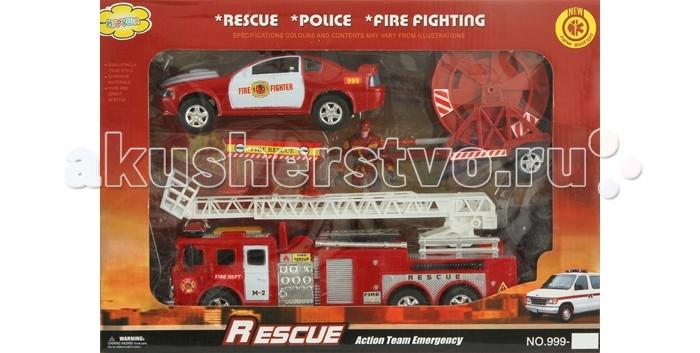 Игровые наборы Игруша Игровой набор Пожарная служба I999-028C