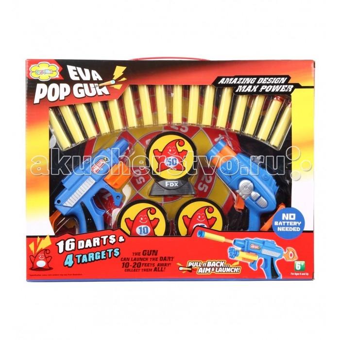 Игрушечное оружие Игруша Игровой набор Бластер I-CB999731 игровые наборы игруша набор игровой для дев