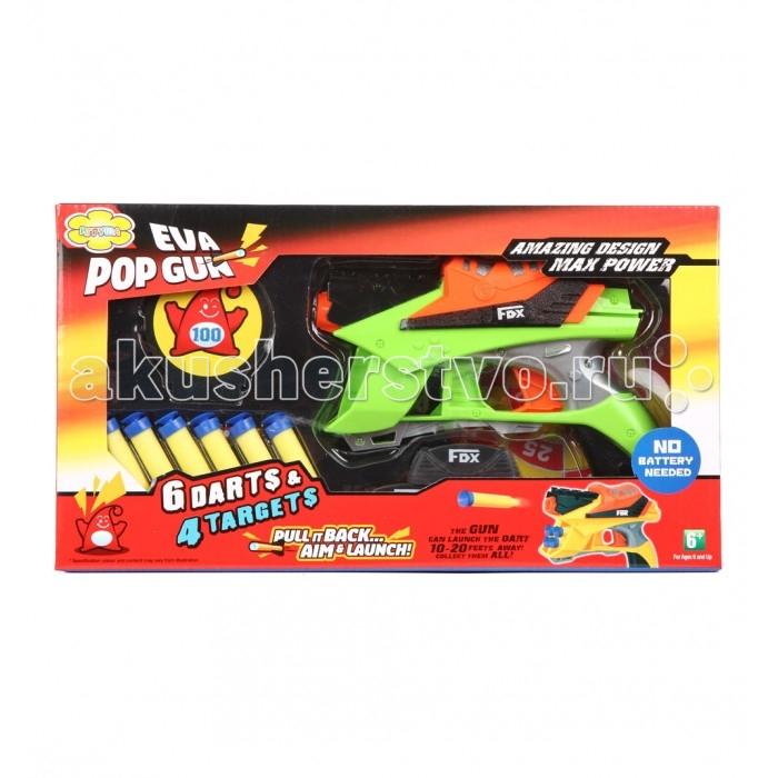 Игрушечное оружие Игруша Игровой набор Бластер I-CB999503 игруша i 599623