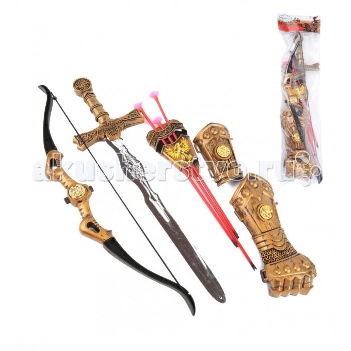 Игрушечное оружие Игруша Игровой набор Лучник i-6653B