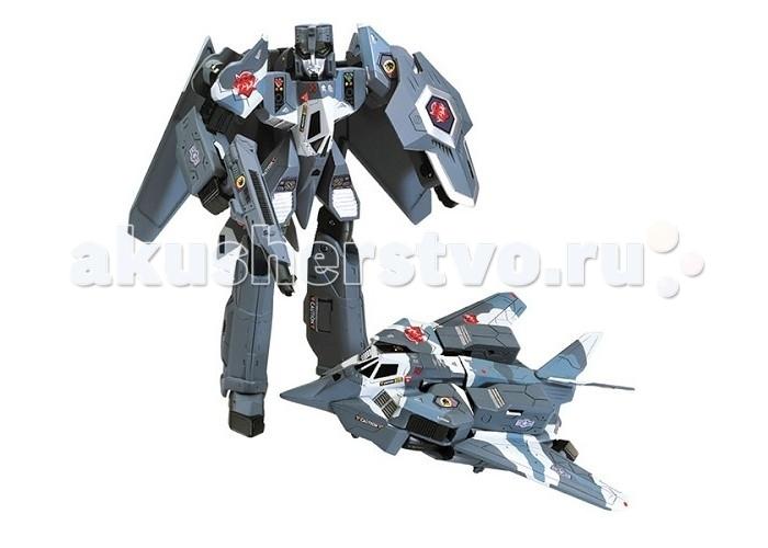 Игровые фигурки Happy Well Робот-трансформер Galaxy Defender Аэробот well l96 в москве