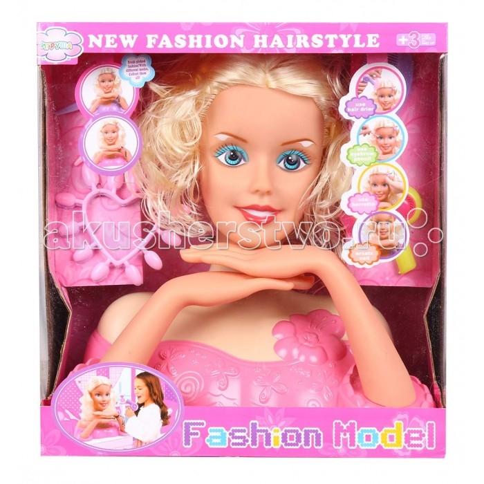 Куклы и одежда для кукол Игруша Кукла-манекен для создания причесок i-XMY9012