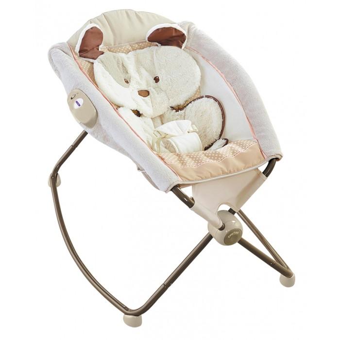 Детская мебель , Кресла-качалки, шезлонги FitchBaby Шезлонг-кроватка с вибрацией Rock Playing Sleeper 88939 арт: 224716 -  Кресла-качалки, шезлонги
