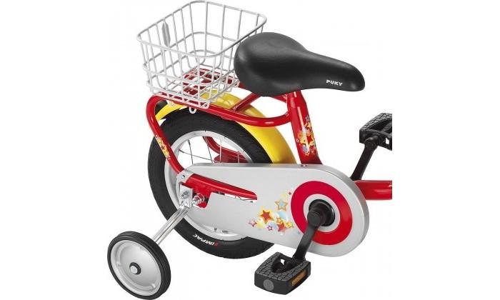 Детский транспорт , Аксессуары для велосипедов и самокатов Puky Задняя корзина GK 2 для велосипеда Z2 арт: 224734 -  Аксессуары для велосипедов и самокатов