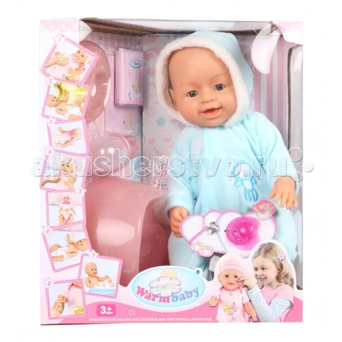 Куклы и одежда для кукол Игруша Пупс с аксессуарами 36 см