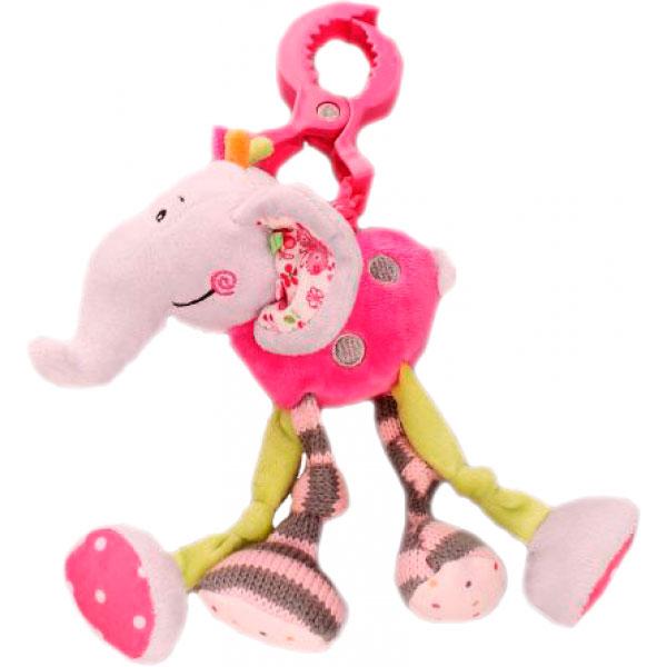 Подвесные игрушки Жирафики Слоненок Тим подвесные игрушки мир детства мини подвеска слоненок