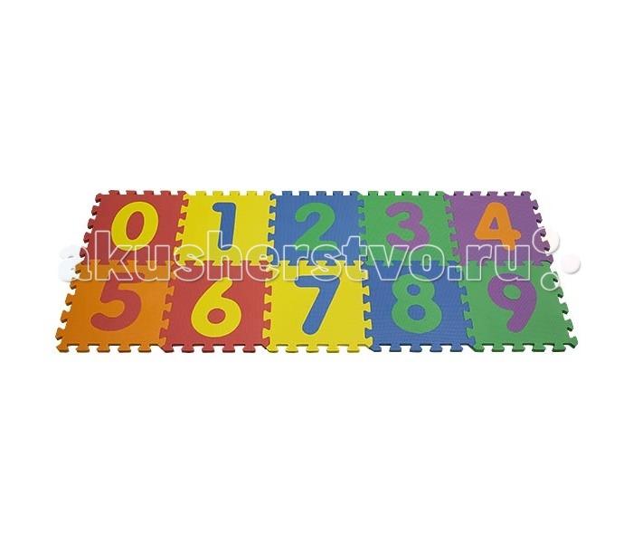 Игровые коврики FunKids Цифры-2 игровые коврики funkids цифры 1 12 kb 019