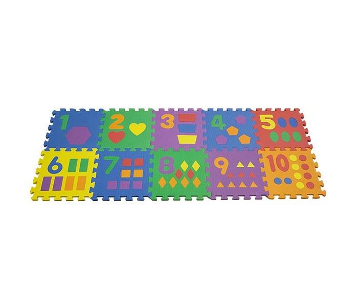Игровые коврики FunKids Цифры-3 игровые коврики funkids алфавит 1 kb 007r nt