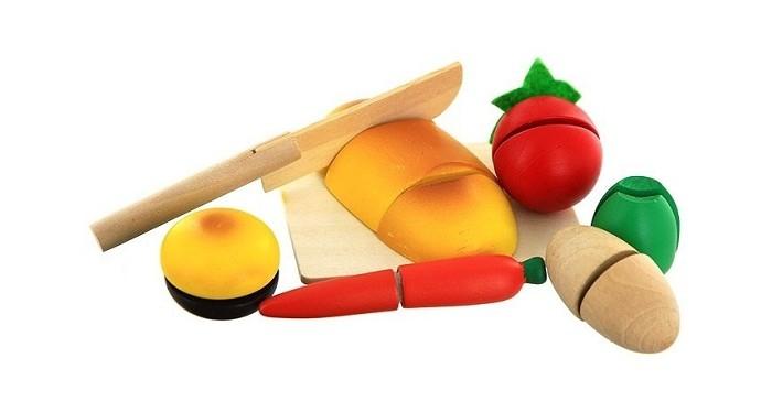 Картинка для Деревянные игрушки Mapacha Набор Завтрак