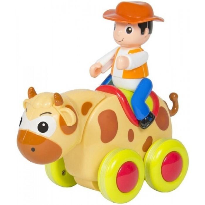 Развивающие игрушки Huile Toys Веселый зоопарк 1 шт. развивающие игрушки tolo toys пещерный мальчик