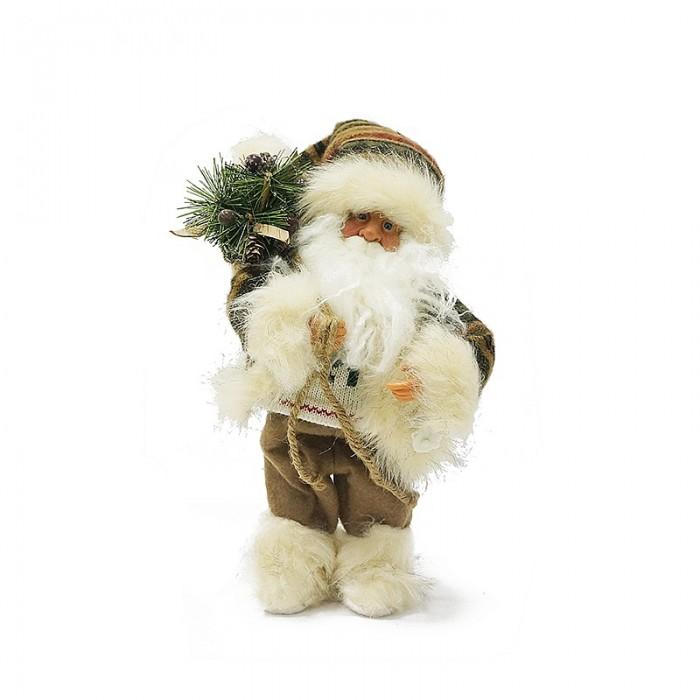 Maxitoys Фигура Дед Мороз в Шубе музыкальный 40 смФигура Дед Мороз в Шубе музыкальный 40 смДед Мороз - большая рождественская фигурка, без которой практически невозможно представить себе ни один новогодний праздник.   Конечно же, в мешке этот вестник наступающего года несет подарки (правда декоративные).  Выглядит очень естественно, со множеством мелких деталей. Отлично встанет под новогоднюю елку. Танцует под музыку. Работает от 3-х батареек АА 1,5V, батарейки в комплект не входят.  Высота Фигуры - 40 см<br>