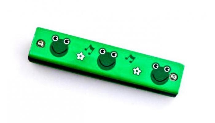 Музыкальные игрушки Mapacha Губная гармошка