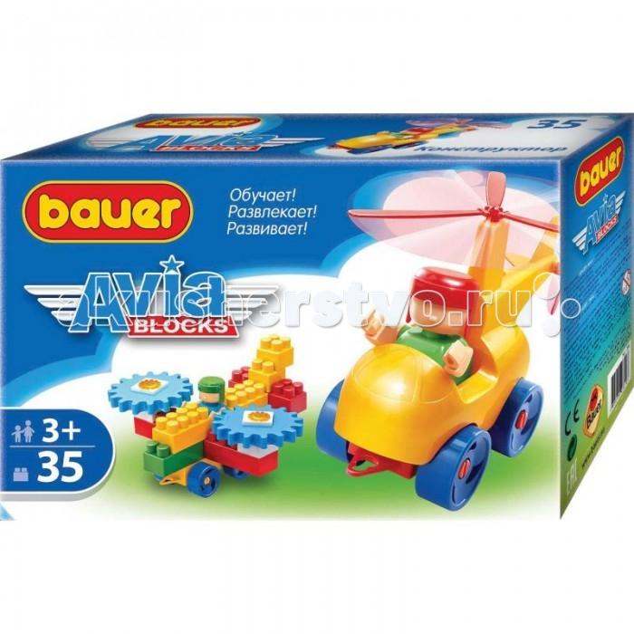 Конструкторы Bauer серии Avia 35 деталей конструкторы bauer серии стройка 35 деталей
