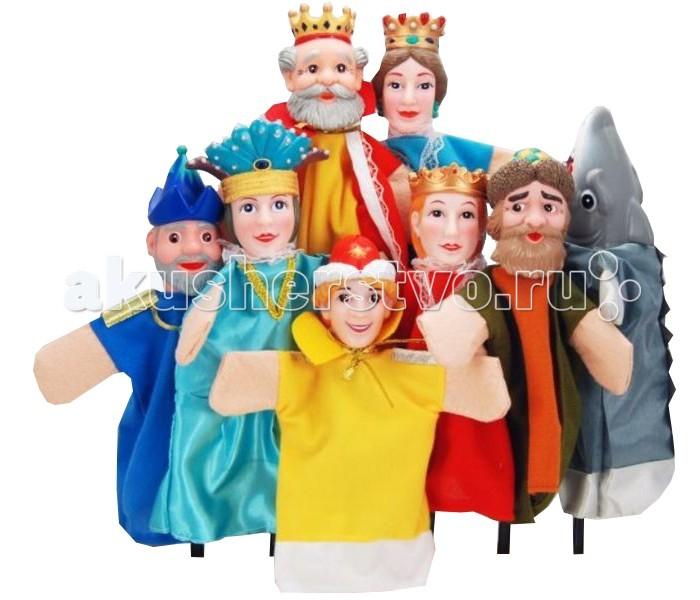 Жирафики Кукольный Театр По щучьему велению (8 кукол)Кукольный Театр По щучьему велению (8 кукол)Жирафики Кукольный Театр По щучьему велению. Кукольный театр как и раньше сейчас достаточно востребован. И по популярности не уступает ни цирковым, ни театральным представлениям. Детки с удовольствием смотрят кукольные постановки, кричат, когда герой в опасности, подсказывают куда бежать или помогают добрым персонажам решить трудные задачки.  Можно придумать свою историю и развернуть интересную захватывающую игру. В процессе игры у ребенка развивается мелкая моторика рук, фантазия и творческие способности.  Развивает: мелкую моторику фантазию и творческие способности зрительное и слуховое восприятие  Размеры: 45х9х41 см<br>