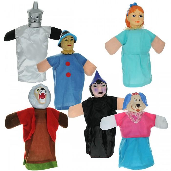 Жирафики Кукольный Театр Волшебник изумрудного города (6 кукол)