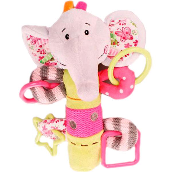 Фото - Развивающие игрушки Жирафики Слоненок Тим 93568 roxy kids rbt20014 игрушка развивающая слоненок сквикер пищалка внутри размер 18 см