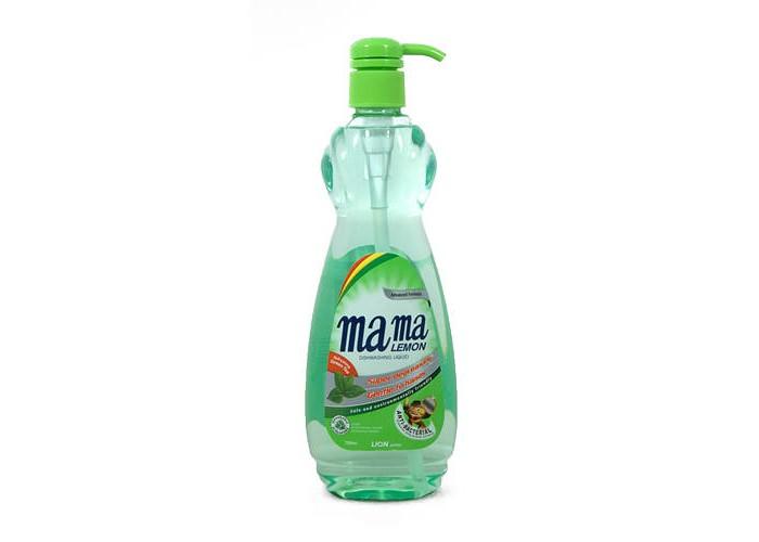 Бытовая химия Mama Lemon Концентрированное средство для мытья посуды Зеленый чай 750 мл картридж струйный hp 971 cn624ae желтый для officejet pro x476dw x576dw x451dw x551dw 2500стр