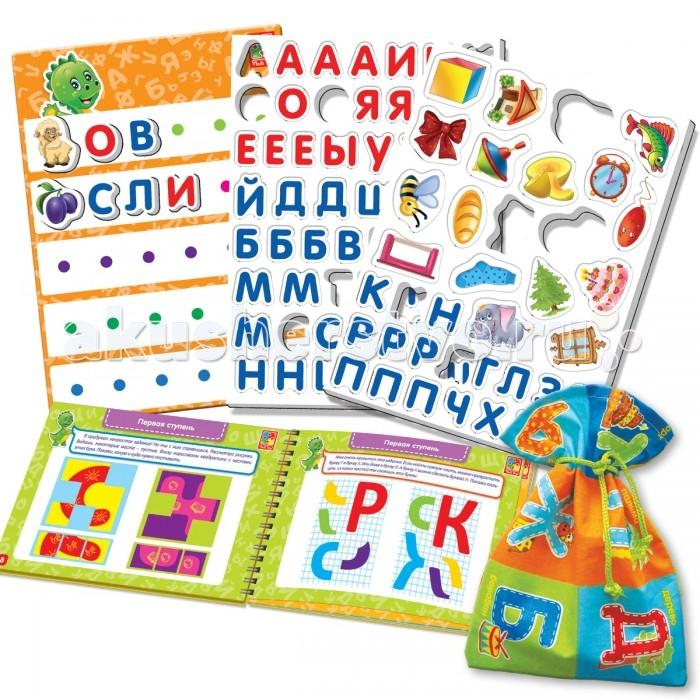 Раннее развитие Vladi toys Настольная игра Больше чем азбука vladi toys настольная игра больше чем азбука vladi toys