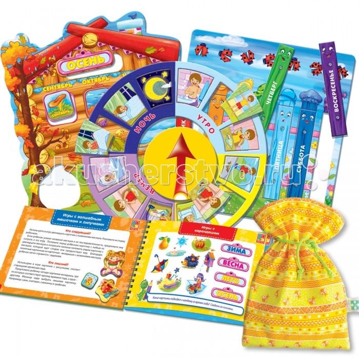 Раннее развитие Vladi toys Настольная игра Больше чем календарь для малыша vladi toys настольная игра больше чем азбука vladi toys