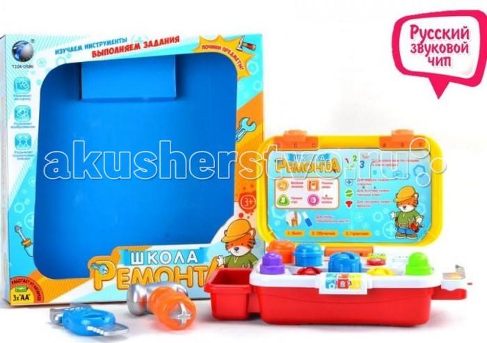 Подробнее о Интерактивные игрушки Veld CO Набор инструментов Школа ремонта в чемодане набор инструментов в чемодане
