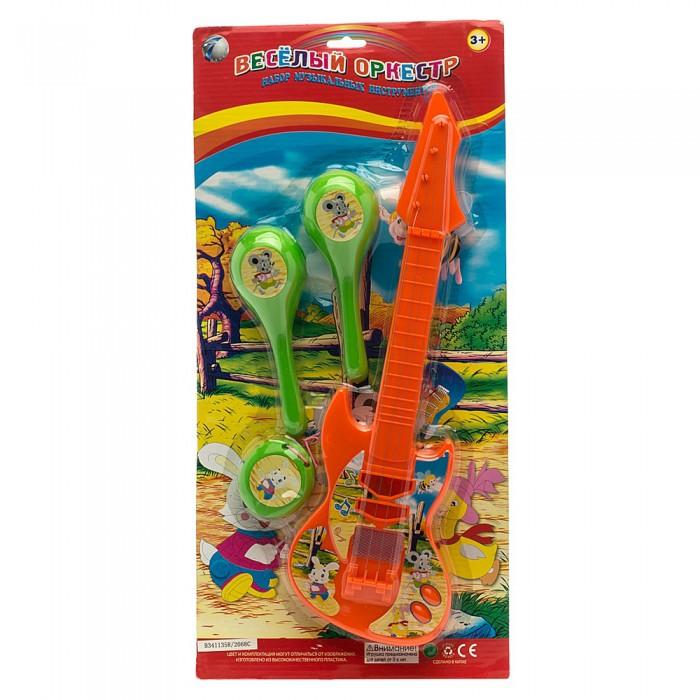 Музыкальные игрушки Veld CO Веселый оркестр подарочная упаковка veld co бант шар 10 шт в наборе