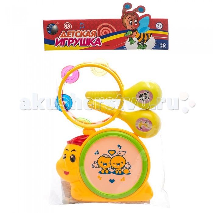 Музыкальные игрушки Veld CO Набор инструментов 39533 музыкальные игрушки