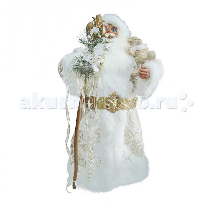 Игровые фигурки Maxitoys Фигура Дед Мороз в Золотистой Шубе 107 см фигурки игрушки maxitoys дед мороз