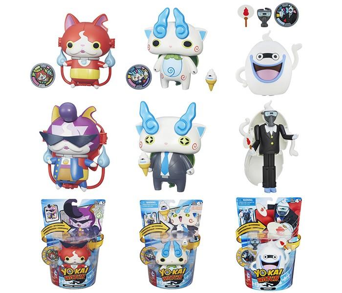 Купить Игровые фигурки, Hasbro Yokai Watch Йо-кай Вотч: Меняющаяся фигурка с Медалью