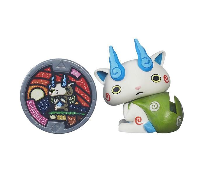 Игровые фигурки Hasbro Yokai Watch Йо-кай Вотч: Фигурка с медалью hasbro yokai watch b5943 йо кай вотч часы
