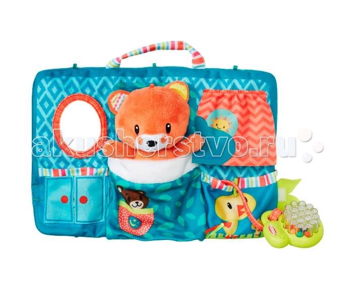 Развивающие игрушки Playskool Первые плюшевые друзья развивающие игрушки tolo toys кенгуру первые друзья