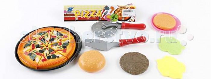 Ролевые игры Veld CO Набор повара пицца и гамбургер ролевые игры veld co набор парикмахер для питомца
