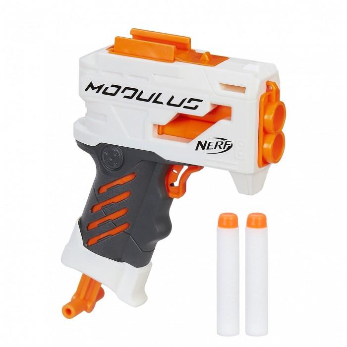 Игрушечное оружие Nerf Hasbro Игрушечный Modulus с 2 патронами оружие игрушечное hasbro nerf бластер зомби слингфайр