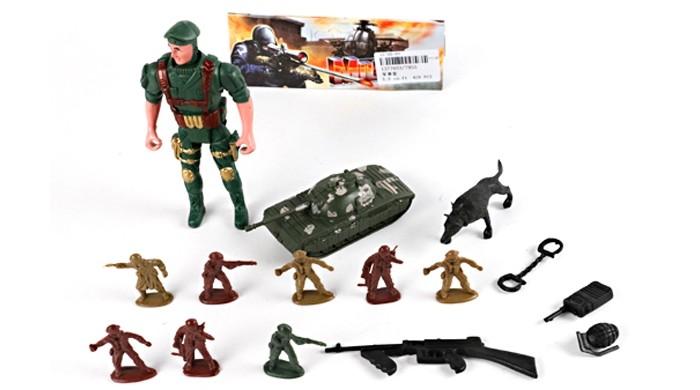 Игровые фигурки Veld CO Набор солдатиков 41648 sunjade набор солдатиков сарацины